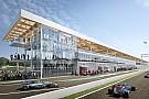 F1 Así será el nuevo edificio de boxes en Montreal