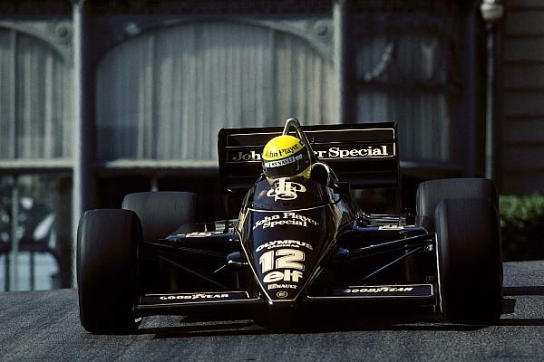 Formule 1 Actualités Dix photos pour illustrer le mythe de Senna à Monaco