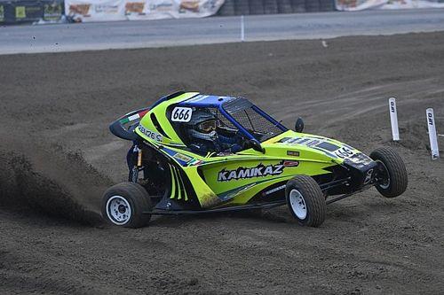 Motor Show: sulla pista di rally spettacolo con Super Buggy e Kart Cross
