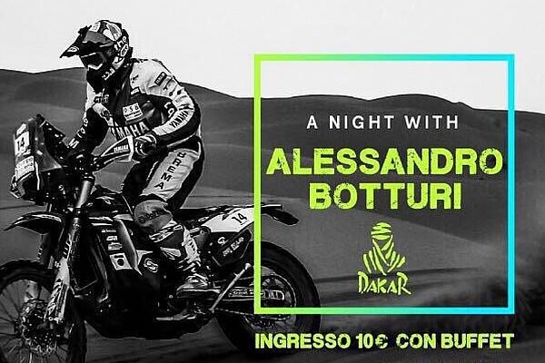 Dakar Ultime notizie Alessandro Botturi presenta la sua Dakar il 5 dicembre a Brescia