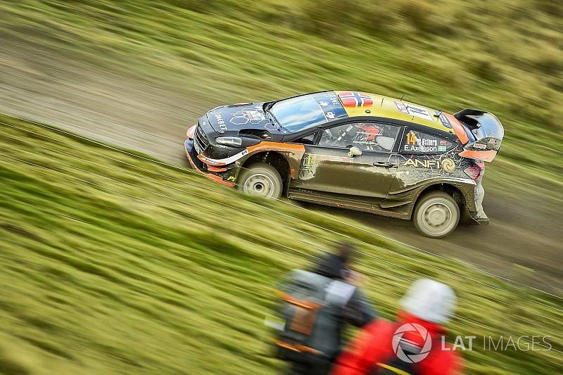 Ostberg 2018'de WRC2'ye inebilir