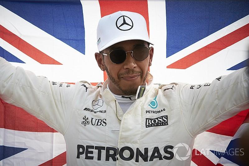 Autosport Awards: Hamilton dianugerahi pembalap terbaik internasional
