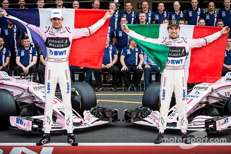 """Ocon: """"Com orçamentos iguais, Force India surpreenderia"""""""