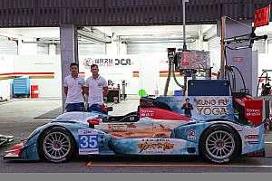 Asian Le Mans Breaking news Jackie Chan DC Racing announces new partners and new additions to all star driver line up