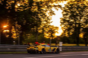 Le Mans Breaking news Taylor and Fassler complete Corvette Racing's Le Mans lineup