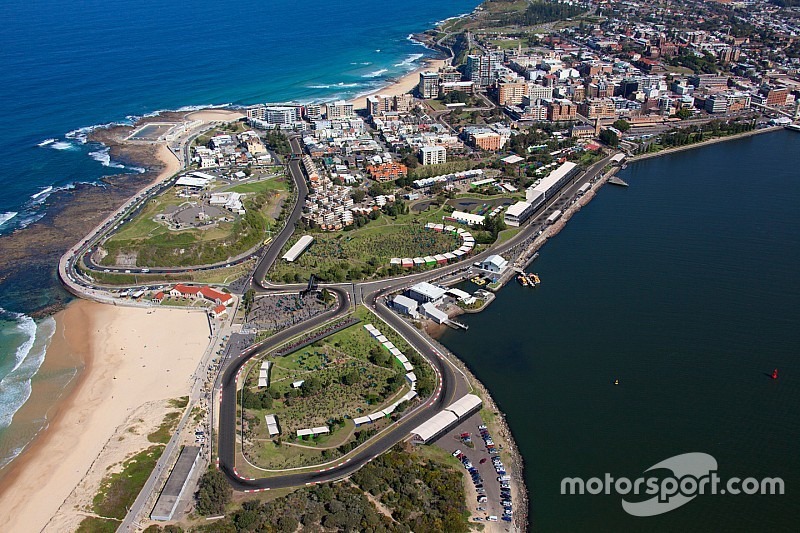 Five-year, $57 million Newcastle Supercars deal confirmed