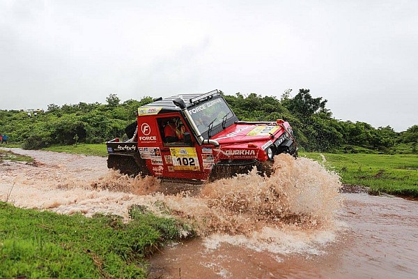 Offroad RFC India, Leg 4: Force Motors' Lim goes on top