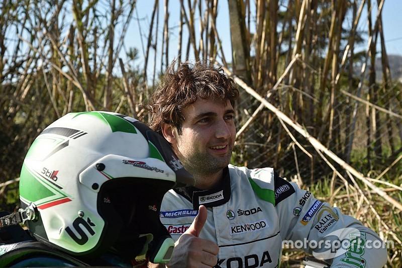 Scandola racconta a Motorsport.com il suo Rally Italia Sardegna