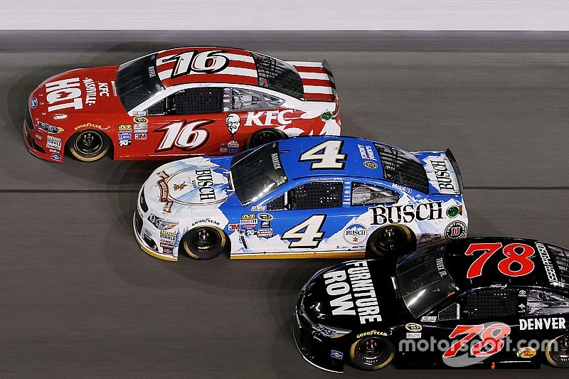 nascar impounds cars from each marque for mid season evaluation