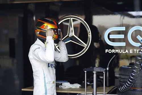 Hoe ziet de reservebank van de Formule 1 er uit?