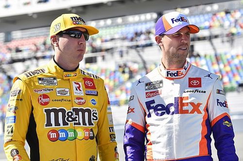 Two Cup Series playoff drivers to start from rear at Bristol