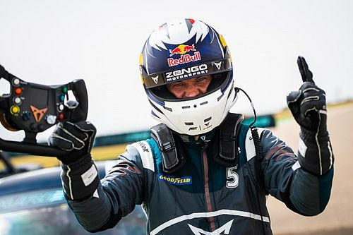 Ekstrom crowned PURE ETCR champion as Vernay wins ultra-dramatic finale