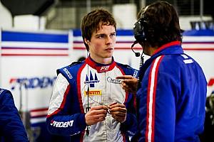 Ralph Boschung participera à la FIA F2 chez le Trident Racing