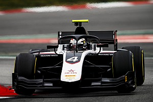 De Vries on top again as F2 testing ends