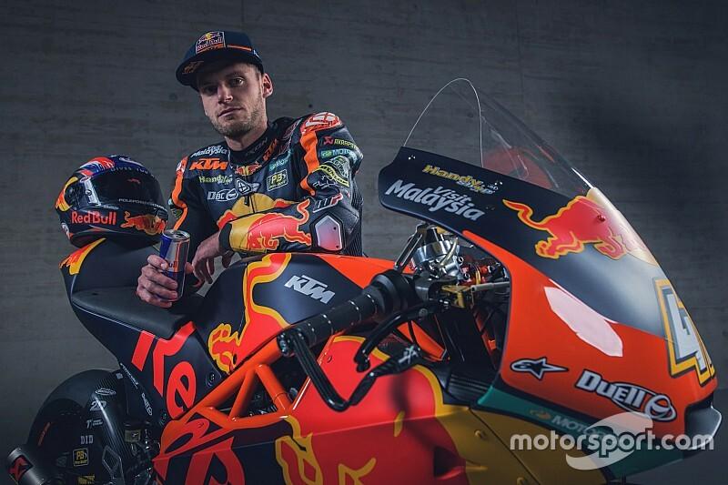 Binder awaits KTM MotoGP test after winning bet