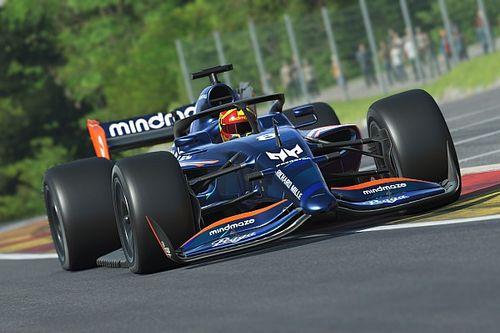 rFactor 2 Formula Pro Series esports entry list revealed