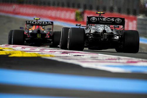 F1: Entenda por que Pérez não foi punido por violar limites de pista em ultrapassagem sobre Bottas