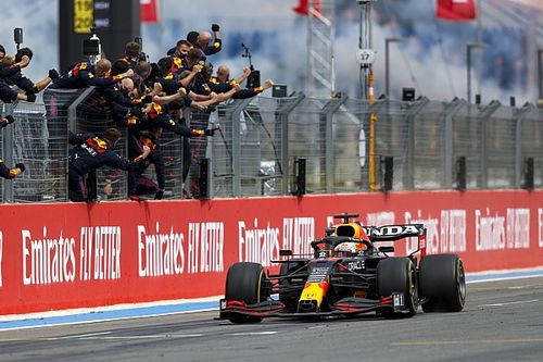 Hakkinen: Franse F1-zege Verstappen tekenend voor kracht Red Bull