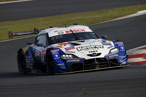 "Hirakawa needed ""two or three more laps"" for Fuji win"