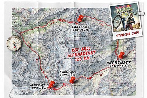 Red Bull Alpenbrevet 2019 : Häufig gestellte Fragen