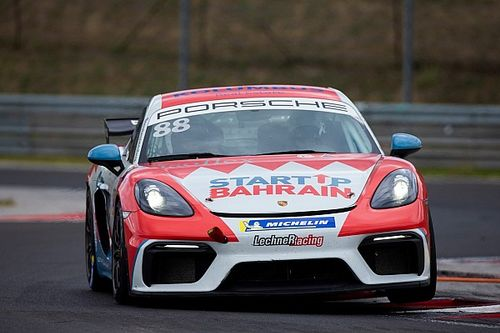 Marylin Niederhauser Vize-Meisterin in der Pro-Am-Klasse der Porsche Sprint Challenge Central Europe