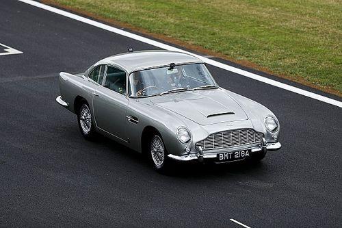 Rocket League Hadirkan Mobil Aston Martin DB5 007