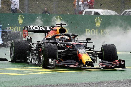 F1: Entenda a extensão dos danos no carro de Verstappen após a batida na Hungria