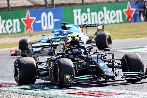 Negatív rekord a Mercedesnél: utoljára a hibrid-éra előtt esett meg velük ez