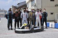A1市街地GP、日本初の公道レースの走行がスタート。関口雄飛「歴史的な瞬間」