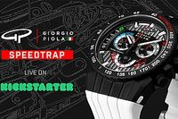 Giorgio Piola lance une nouvelle campagne Kickstarter pour SPEEDTRAP