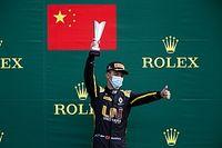 Zhou, l'unica speranza per la Cina di avere un pilota in F1