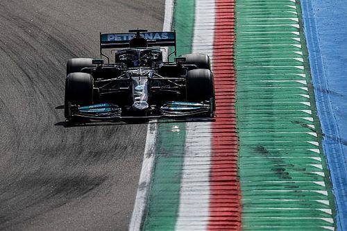 """F1: Hamilton e Bottas se dizem """"muito mais felizes"""" com desempenho do carro"""