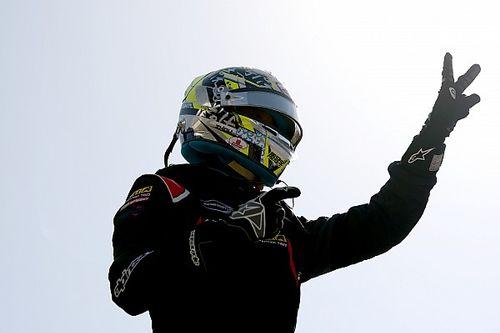 Guanyu Zhou arrache le titre à Pierre-Louis Chovet en F3 Asie