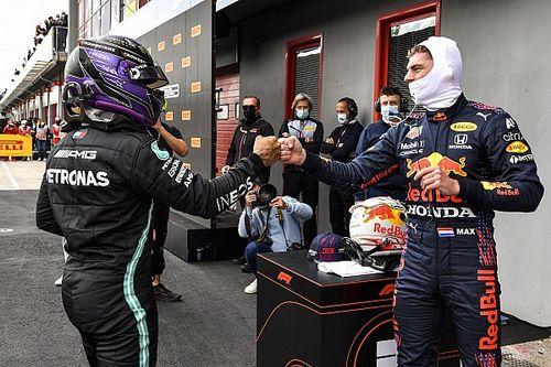 Update Klasemen F1 2021 Usai GP Emilia Romagna: Selisih Satu Poin