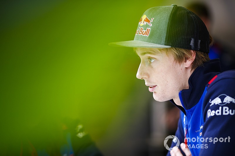 "Hartley reageert op vertrek: ""F1 is unfinished business"""