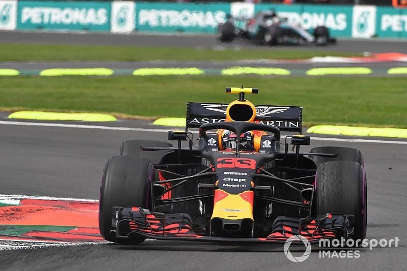Verstappen: Normal şartlar altında Brezilya GP'yi kazanamayız
