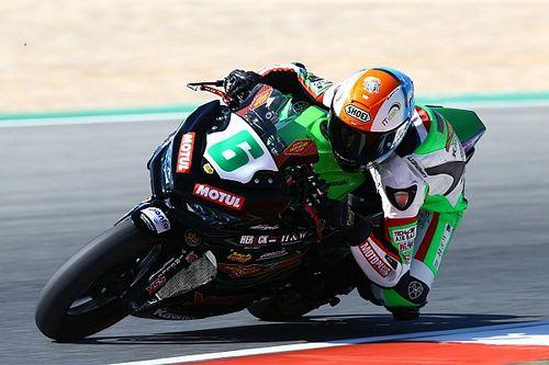 Supersport 300 Aragon: Buis kazandı, Bahattin yarış dışı kaldı