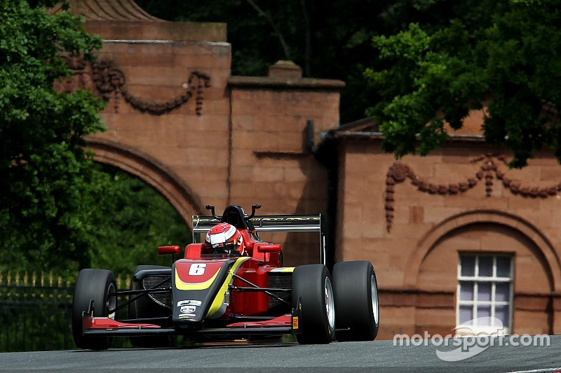 British F3 season a learning curve in career, says Mahadik