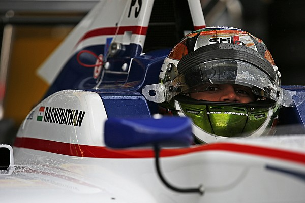GP3 Breaking news Raghunathan calls time on GP3 campaign