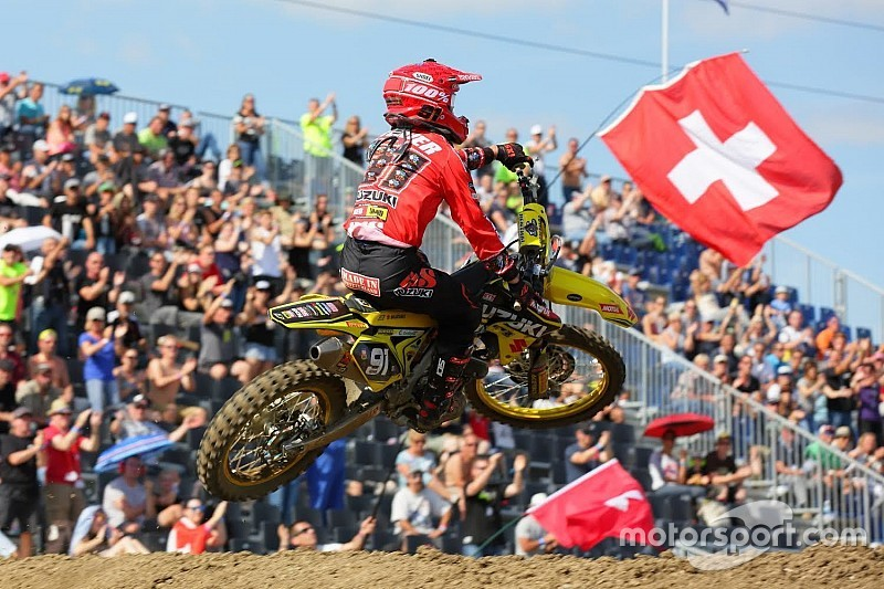Jeremy Seewer si impone nelle qualifiche in Svizzera