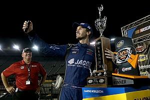 NASCAR Truck Interview Ben Kennedy: First NASCAR win was