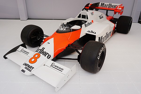Formula 1 Breaking news Dennis could walk away from McLaren with 13 historic cars