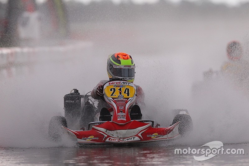 Rain interrupts Saturday Florida Winter Tour action