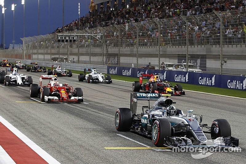 Mercedes seeking clutch solution to poor starts