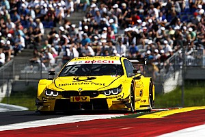 DTM Race report Spielberg DTM: Glock dominates Race 2, Mercedes draws a blank