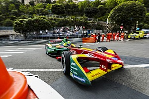 Fórmula E Últimas notícias Di Grassi lamenta falta de pontos de ultrapassagem em Mônaco