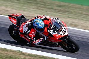 WSBK Réactions Sur ses terres, Ducati espérait être en meilleure posture