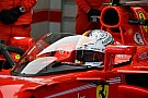 Shield membuat pusing Vettel