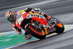 MotoGP 速報ニュース 【MotoGP】ペドロサ「なぜかリヤタイヤが作動しなかった」