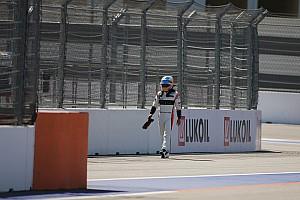 【F1】アロンソ、レースをスタートすることができず「悲しい」
